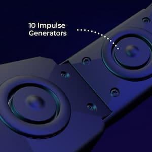 Jeder Impulsgenerator arbeitet unabhängig. (Feelbelt GmbH)